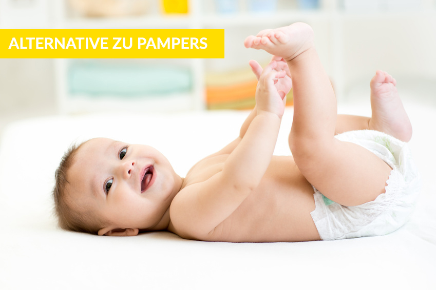 Alternative zu Pampers